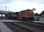 BNSF 4542, NS 8924 & BNSF 4332